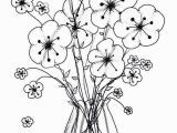 Coloring Pages for Adults Flowers 21 Beautiful Picture Of Blank Coloring Pages Blank