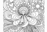 Coloring Pages for Adults Free Coloring Page Jangle Charm Printable Coloring Detailed Mandala Pages Tag
