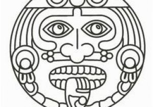 Coloring Pages for Adults Free to Download & Print 85 Best Aztecs Images On Pinterest