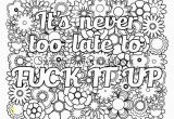 Coloring Pages for Adults Quotes Pin by Kelley Ketchum On Color with Images