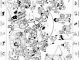 Coloring Pages for Adults with Hidden Objects Find the Hidden Object Find the Hidden Objects