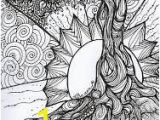 Coloring Pages for Adults Zentangle Image Result for Zentangle Tree Patterns Outlines with