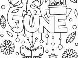 Coloring Pages for Baby Shower Cheery June Coloring Page Printable