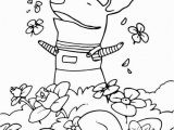 Coloring Pages for Baby Shower Coloring Page Olivia Spring Coloring Pages