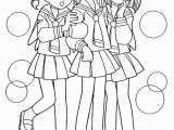 Coloring Pages for Best Friends Best Friends Coloring Pages