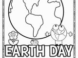 Coloring Pages for Earth Day Free Earth Day Coloring Page with Images
