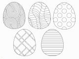 Coloring Pages for Easter Eggs Free Printable Easter Coloring Sheets Paper Trail Design