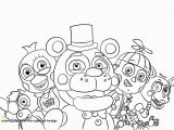 Coloring Pages for Five Nights at Freddy S Coloring Pages for Five Nights at Freddys 30 Elegant Fnaf 5 Coloring