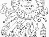 Coloring Pages for Fun Printable Native American Dream Catcher Coloring Printable Page Mit Bildern