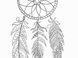 Coloring Pages for Fun Printable Native American Free Printable Dream Catcher Coloring Page