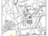 Coloring Pages for Fun Printable Native American Native American