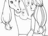Coloring Pages for Girls Horses Barbie Horse Coloring Page …