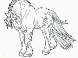 Coloring Pages for Girls Horses Fresh Coloring Pages Horse to Print Picolour