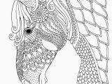 Coloring Pages for Girls Horses Luxury Coloring Pages Horse for Girls Picolour