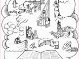 Coloring Pages for Good Samaritan Coloring Pages Good Samaritan Coloringge Mormon Book