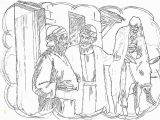 Coloring Pages for Good Samaritan the Samaritan and the Inkeeper
