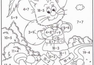 Coloring Pages for Grade 2 Colour by Number Addition and Subtraction Addition and