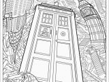 Coloring Pages for Happy Birthday Elf the Shelf Coloring Pages Doctor who Printable
