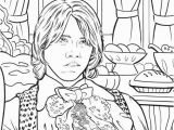 Coloring Pages for Harry Potter Harry Potter and the Goblet Of Fire 2000 Coloring Book
