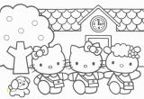 Coloring Pages for Hello Kitty and Her Friends Free Hello Kitty Drawing Pages Download Free Clip Art Free