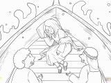 Coloring Pages for Jesus Calms the Storm Pin On Wnl