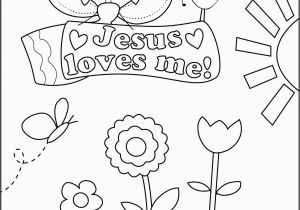 Coloring Pages for Jesus Loves Me Coloring Sheet Jesus Loves Me Girl