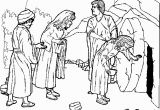 Coloring Pages for Jesus Resurrection Crucifixion and Resurrection Of Jesus Christ Coloring Pages