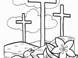 Coloring Pages for Jesus Resurrection Pin Auf Kigo