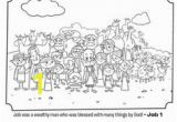 Coloring Pages for Job In the Bible 23 Best Job Images