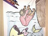 Coloring Pages for Jonah and the Whale Jonah and the Whale Coloring Page