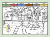 Coloring Pages for Junior High Students Christmas Coloring Page for Middle School Math Students the