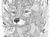 Coloring Pages for Kids Animals Thanksgiving Cards for Kids Awesome Fox Coloring Pages