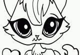 Coloring Pages for Kids Littlest Pet Shop Get This Littlest Pet Shop Cute Animals Coloring Pages for