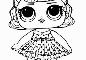 Coloring Pages for Kids Lol Dolls 40 Free Printable Lol Surprise Dolls Coloring Pages