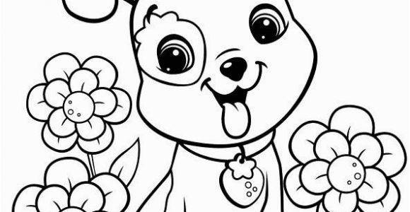 Coloring Pages for Kids Spring Easy Coloring Pages
