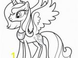 Coloring Pages for Little Girls Printable My Little Pony Friendship is Magic Princess Luna