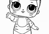 Coloring Pages for Lol Dolls Lol Dolls Coloring Pages Printables