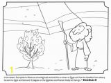 Coloring Pages for Moses and the Burning Bush Moses and the Burning Bush Bible Coloring Pages