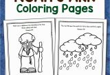 Coloring Pages for Noah S Ark Noah S Ark Coloring Pages
