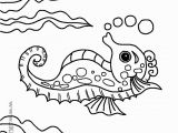 Coloring Pages for Ocean Animals Free Printable Sea Animals Coloring Book for Kids Free