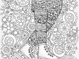 Coloring Pages for Older Adults Winter Coloring Pages