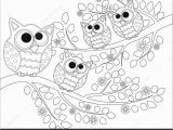Coloring Pages for Older Kids Coloring Book Adult Older Children Coloring Page Cute Owl