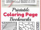 Coloring Pages for Older Kids Zendoodle Coloring Bookmarks Printable Bookmarks to Color