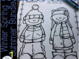 Coloring Pages for Second Graders Spring Coloring Pages with Summer and Winter too Big