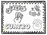 Coloring Pages for Spanish Class Free Numbers 1 to 12 In Spanish Coloring Pages From Printablespanish