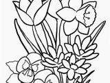 Coloring Pages for Spring 13 Elegant Spring Flowers Coloring Pages