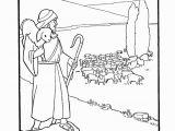 Coloring Pages for Sunday School the Parable Of the Lost Sheep 2