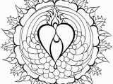 Coloring Pages for Teen Boys Hearts Mandala Coloring Pages for Teens Enjoy Coloring