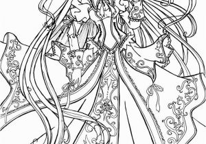 Coloring Pages for Teenage Girl Printable 10 Best Colouring Pages for Girls Preschool Cute Anime