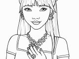 Coloring Pages for Teenage Girl to Print Coloring Pages for Girls Best Coloring Pages for Kids